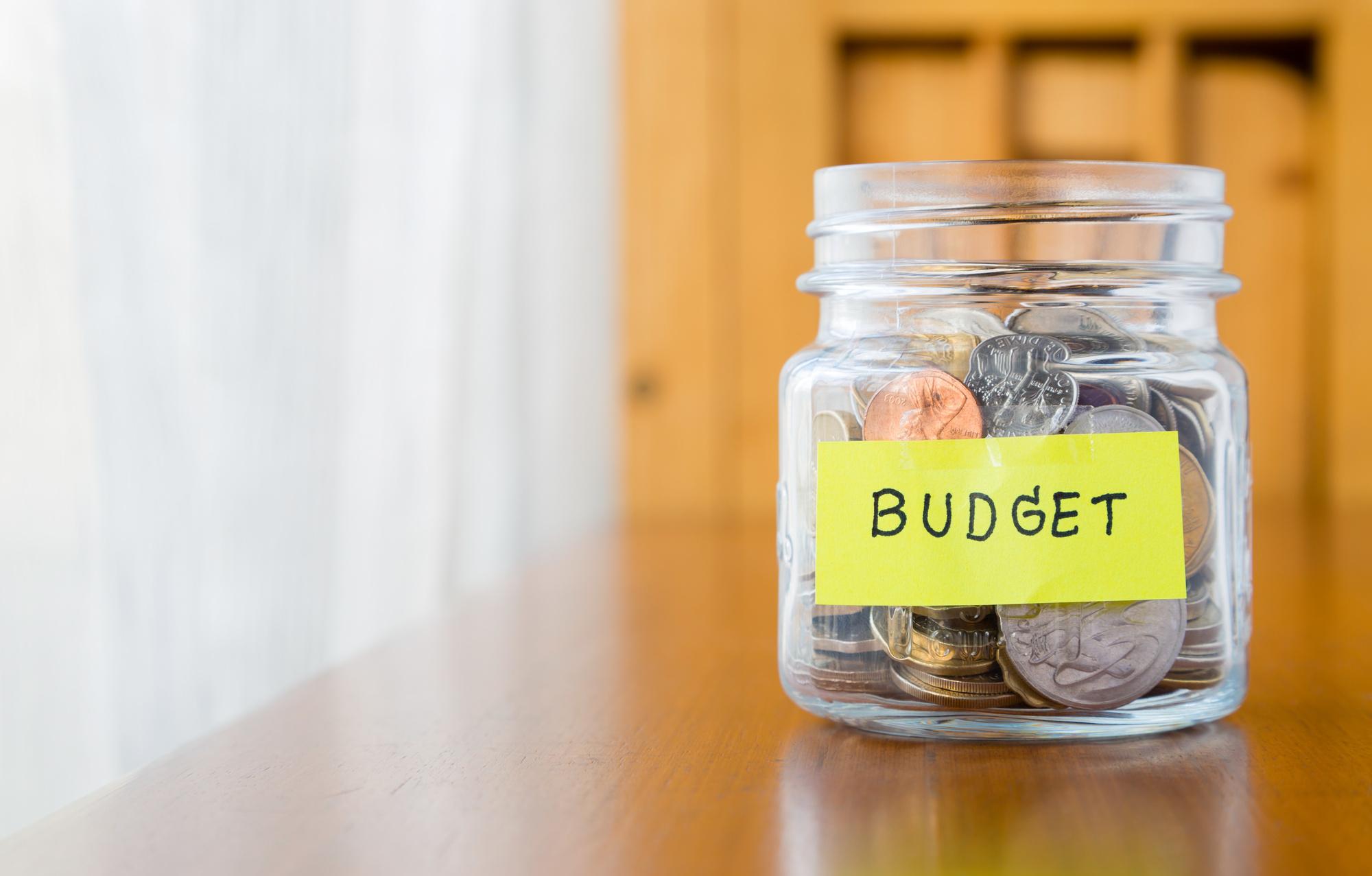prepare a budget