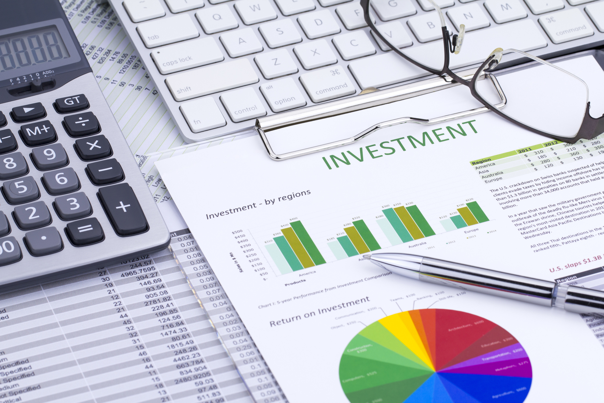 investment guide